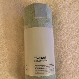 lululemon yoga towel - nwt